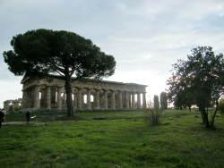 Templet till Poseidon (eller Hera) i Paestum