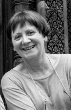 Yvette Pierpaoli i Kambodja 1997