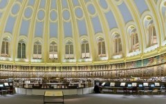 British Museum Reading Room 2006