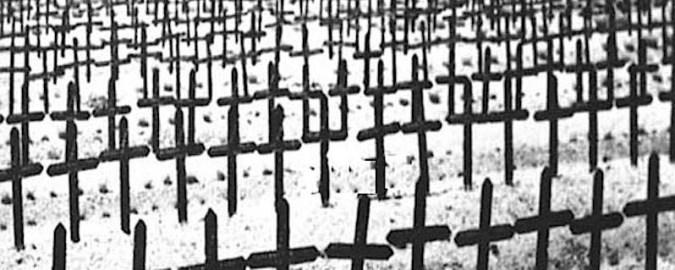 Krigskyrkogård