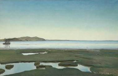sommerdag-ved-roskilde-fjord-la-ring-1900