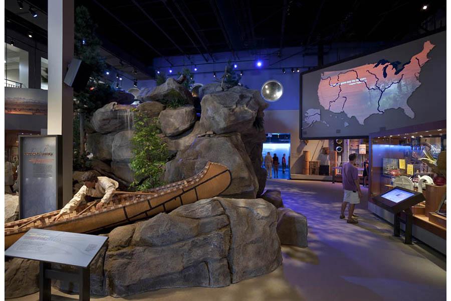 National Mississippi River Museum Amp Aquarium Dixon Studios