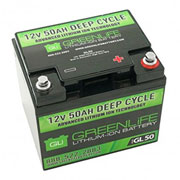 Best Marine Boat Battery GreenLife Lithium Ion Deep Cycle
