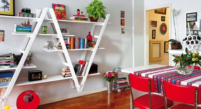 homemade bookshelf designs
