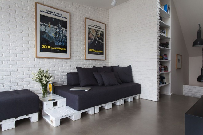 DIY pallet furniture ideas - 40 projects that you haven't seen on Pallet Room Ideas  id=19883