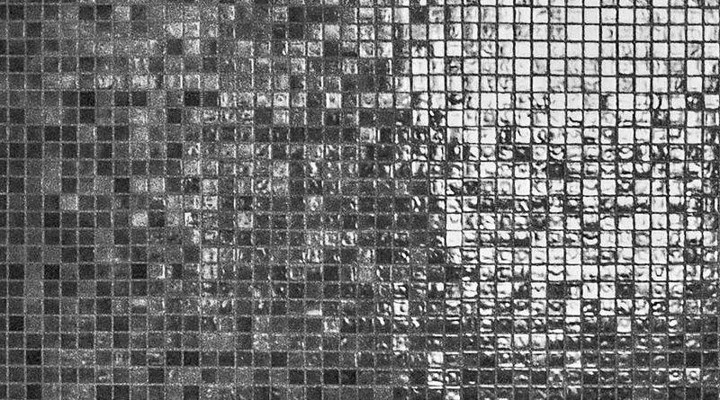 lay mosaic tiles