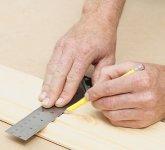 Repairing Skirting Board - Dremel Guide