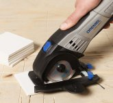 Dremel's New Compact Saw Makes Precise Cutting Easy