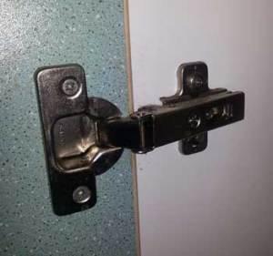kitchen cupboard hinge