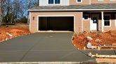 Building a Concrete Driveway