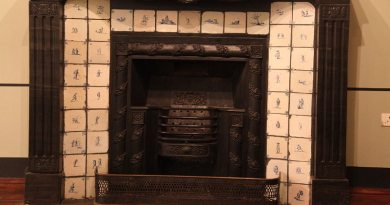 removing a fireplace