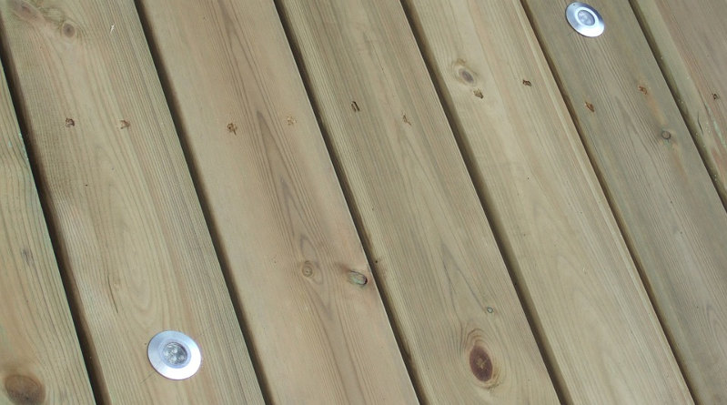 how to install decking