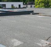 Repairing a Felt Roof