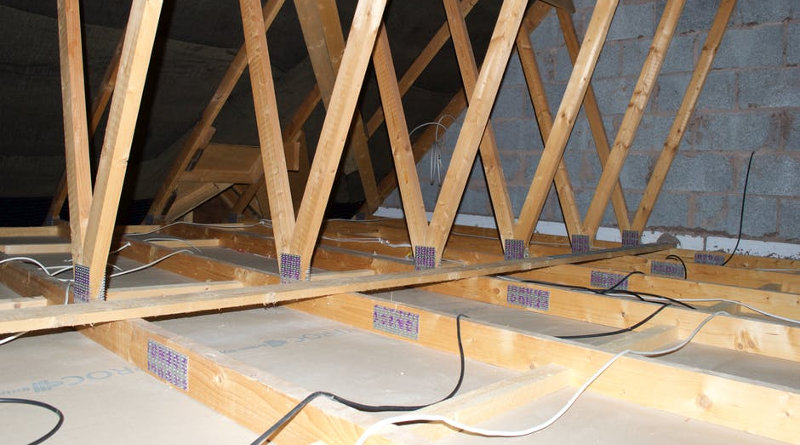 how to insulate your loft diy extra. Black Bedroom Furniture Sets. Home Design Ideas