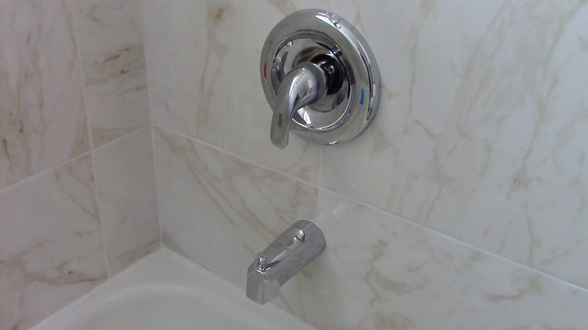 How To Install A Moen Adler Tub And Shower Faucet Diyfyi