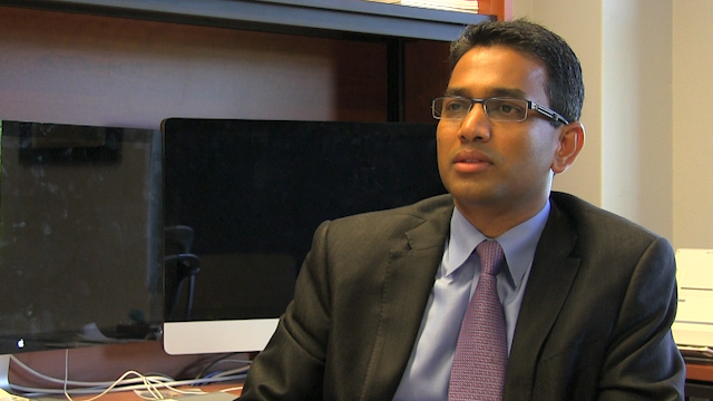 Indian American scientist discovers way to eat meat without killing animals