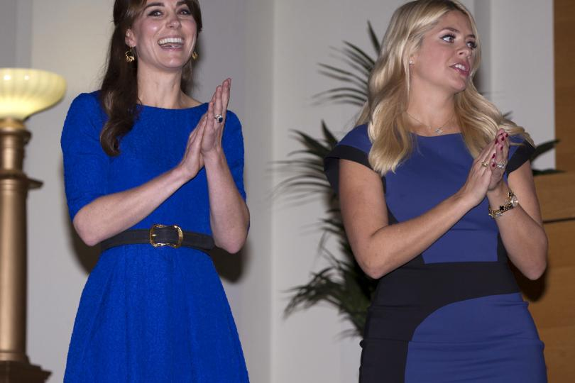 Duchess of Cambridge likely to don Indian fashion during upcoming trip