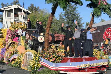 Sikh float in Rose Parade Will Highlight Faith & Service Amid Climate of Hostility