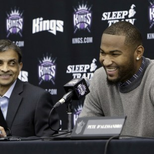 Vivek Ranadive wants to take the NBA preseason to India