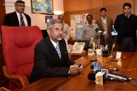 Indian Foreign Secretary Subrahmanyam Jaishankar to visit U.S.