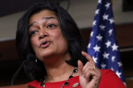 Rep. Pramila Jayapal: 'Sessions lied under oath, he must resign'