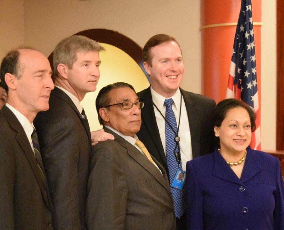 American Hindu Coalition: Another Hindu American organization that seeks to unify Hindus in America