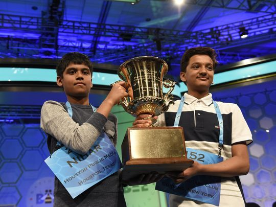 No More Co-champions, say rule changes at the Scripps National Spelling Bee