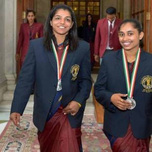 Indian olympians Dipa Karmakar and Sakshi Malik make Forbes 30 under 30 List of Super Achievers