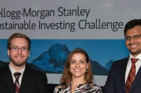 Team EduIndia wins Kellogg-Morgan Stanley Sustainable Investing Challenge