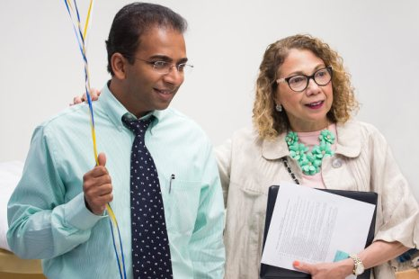 CSU Fullerton Professor Kiran George wins Shields Award