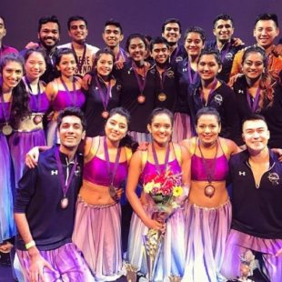 Northwestern's Anubhav team victorious in California Bollywood Dance Competition
