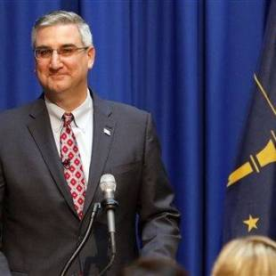 Indiana Gov. Eric Holcomb pleased with Infosys, plans to visit India