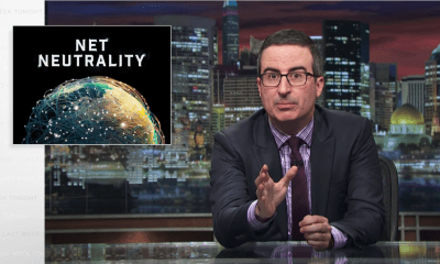 Host of the show Last Week Tonight, John Oliver wants you to write to the FCC to save Net Neutrality