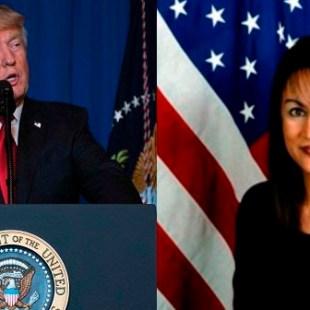 Trump nominates Manisha Singh as Assistant Secretary of State economic and business affairs