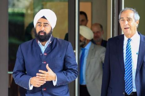 Political consultant, Ravneet Singh sentenced in San Diego Mayoral Election-funding scheme