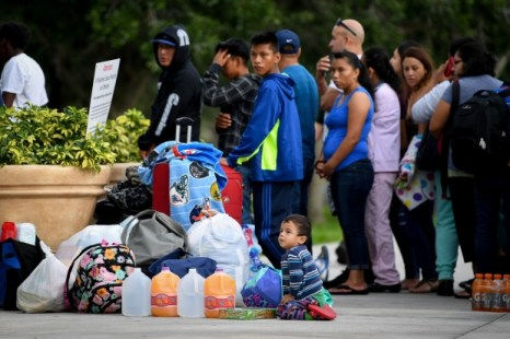 Indian Americans in Florida open doors for hurricane Irma evacuees