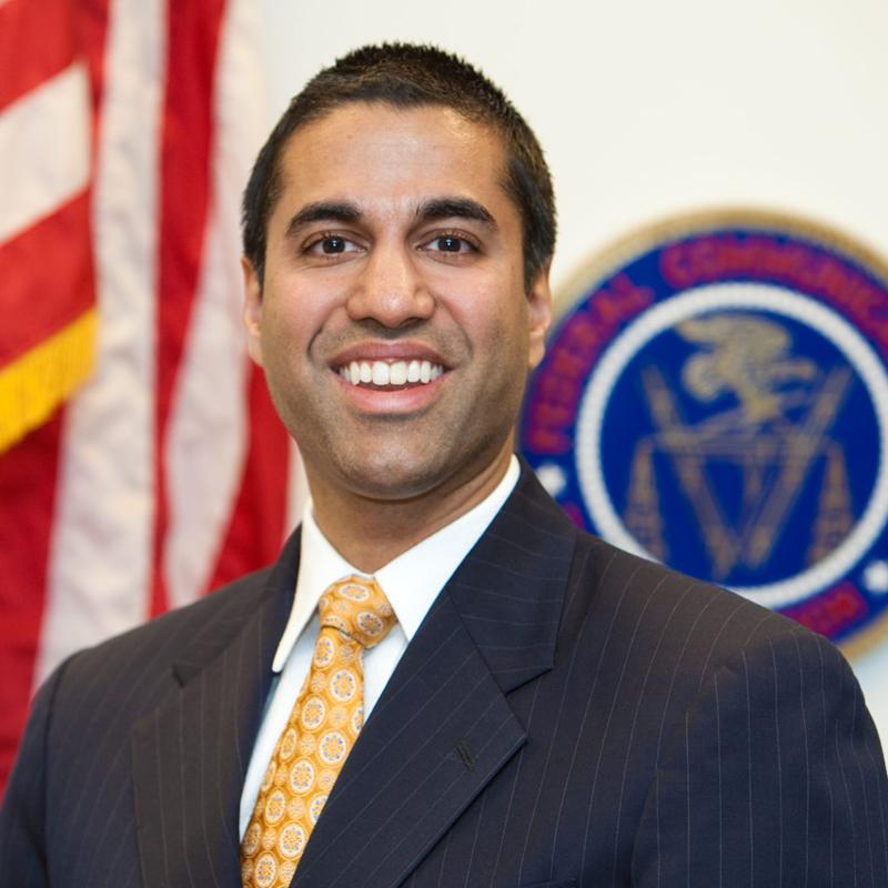 Ajit Pai confirmed by Senate for second term at FCC