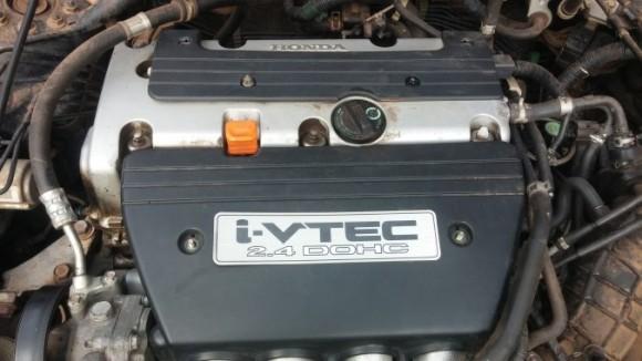 2003 Accord Engine