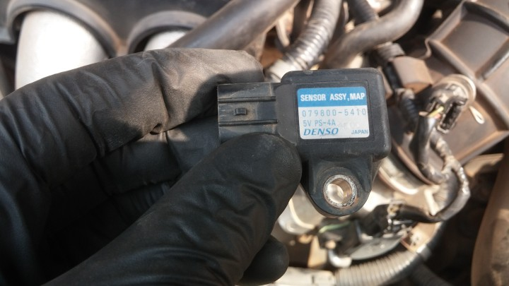 MAP Sensor Replacement on 2003-2007 Accord