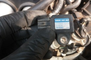 MAP sensor replacement 2003 Accord