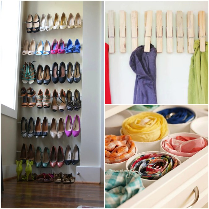 These 9 Organization Hacks Are Seriously GENIUS! I am definitely pinning this for later!