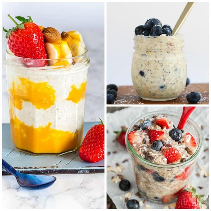 11 Vegan Overnight Oats Recipes You're Gonna Devour