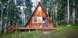 Reclaimed Wood in Prefab Homes