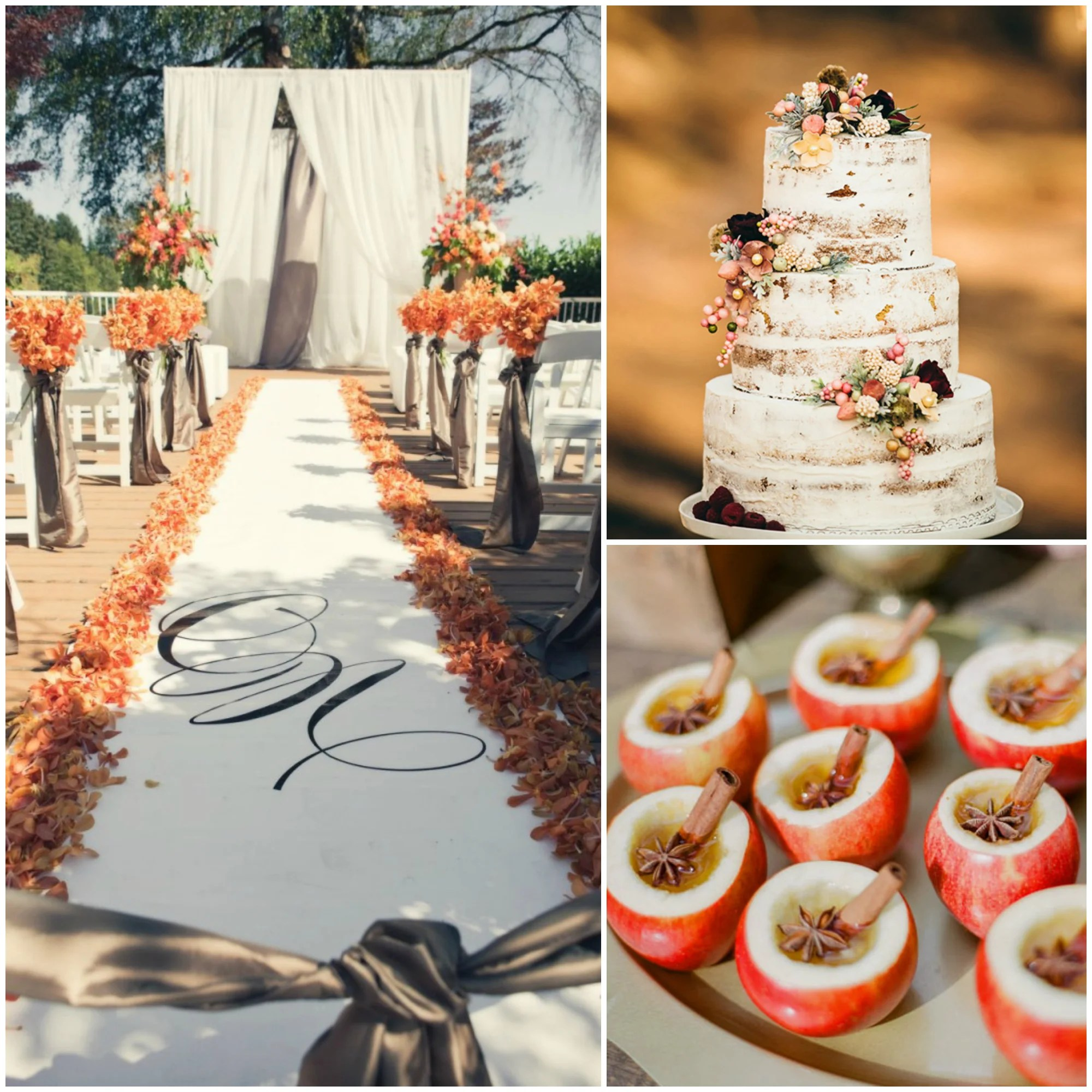 14 Autumn Wedding Ideas You Re Going To Fall For
