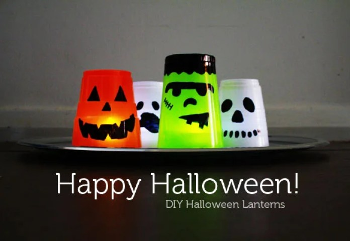 17 Cool DIY Halloween Lanterns And Luminaries
