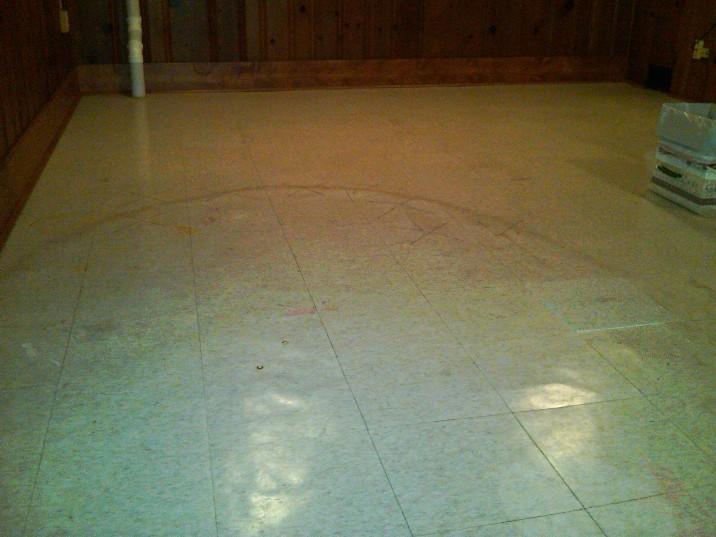 carpet over vct w cutback diy home