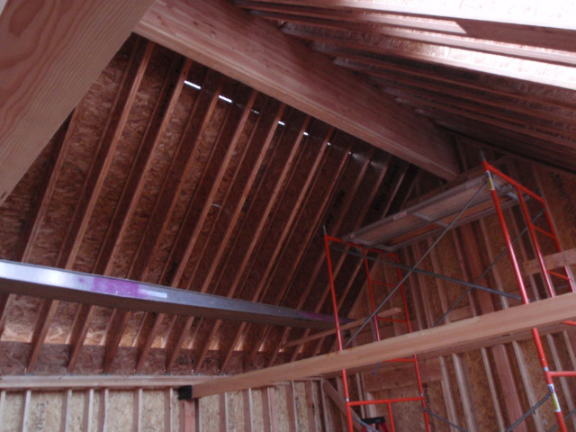 Cathedral Ceiling Insulation Insulation DIY Chatroom