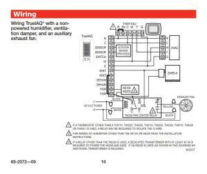 Help Replacing Line Voltage Dehumidistat With Honeywell
