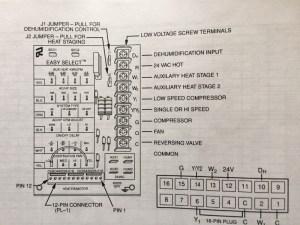 Carrier To Honeywell Thermostat Wiring  HVAC  DIY
