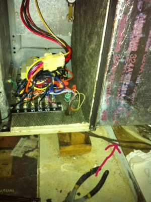 Float Switch Install Instructions Needed  HVAC  DIY Chatroom Home Improvement Forum